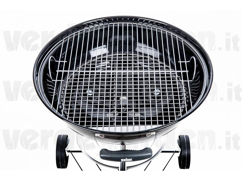 Weber Holzkohlegrill Compact Kettle 57 Cm : Charcola barbecue weber compac kettle 57 cm