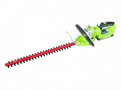 GreenWorks Hedge Trimmer Greenworks with 24V Battery