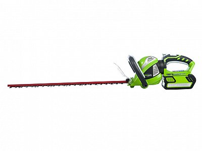 GreenWorks Hedge Trimmer Greenworks with G-MAX 40V Battery