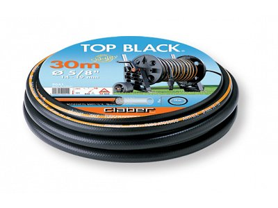 Claber Water hose Mt. 30 Top Black Claber
