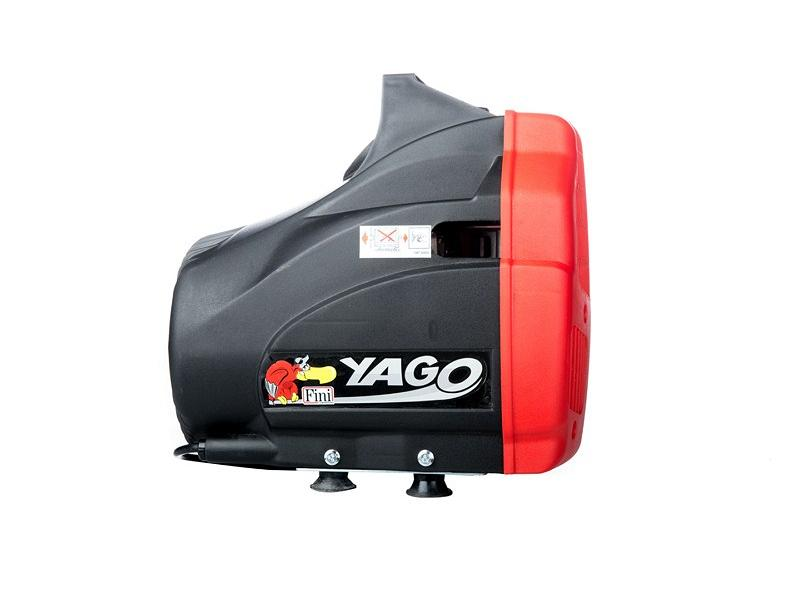 Compressor Fini Yago 1850 Kit Included Fini Portable