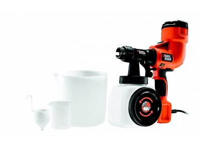 Black&Decker Spray gun 400 w Black&Decker