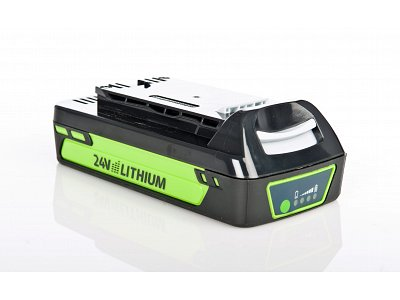 GreenWorks Battery Greenworks 24V 2Ah series 2013