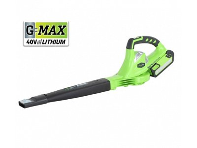 GreenWorks G-MAX 40V Blower Greenworks without battery
