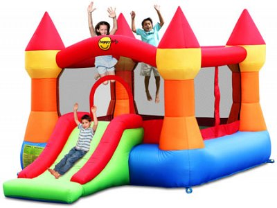 Happy Air Inflatable Castel Happy Air mod Castello