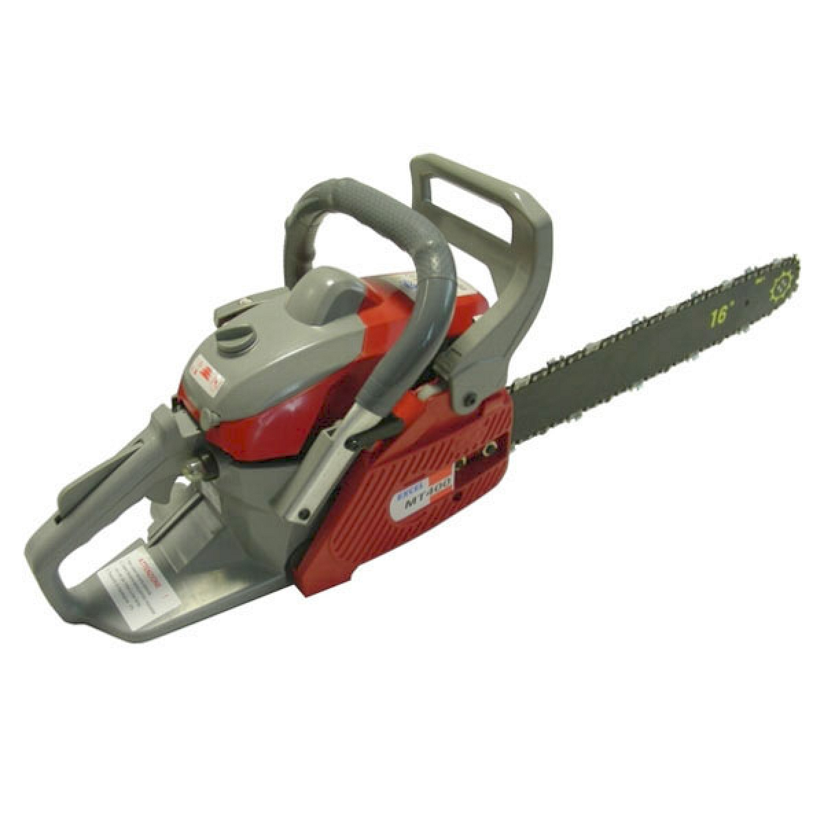 Excel mt 400 exploded chainsaw 37,2 cc with 40-cm bar Excel