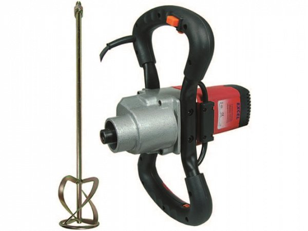Electric Mixer Drill 1600w Excel Excel Drills Mixers For