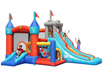 Happy Air Inflatable castles Happy Air mod. Medioevo 13 in 1