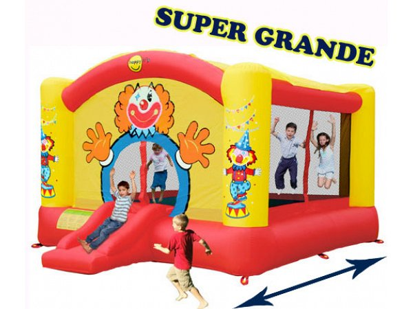 Happy Air Inflatable castles Happy Air mod. Big Clown
