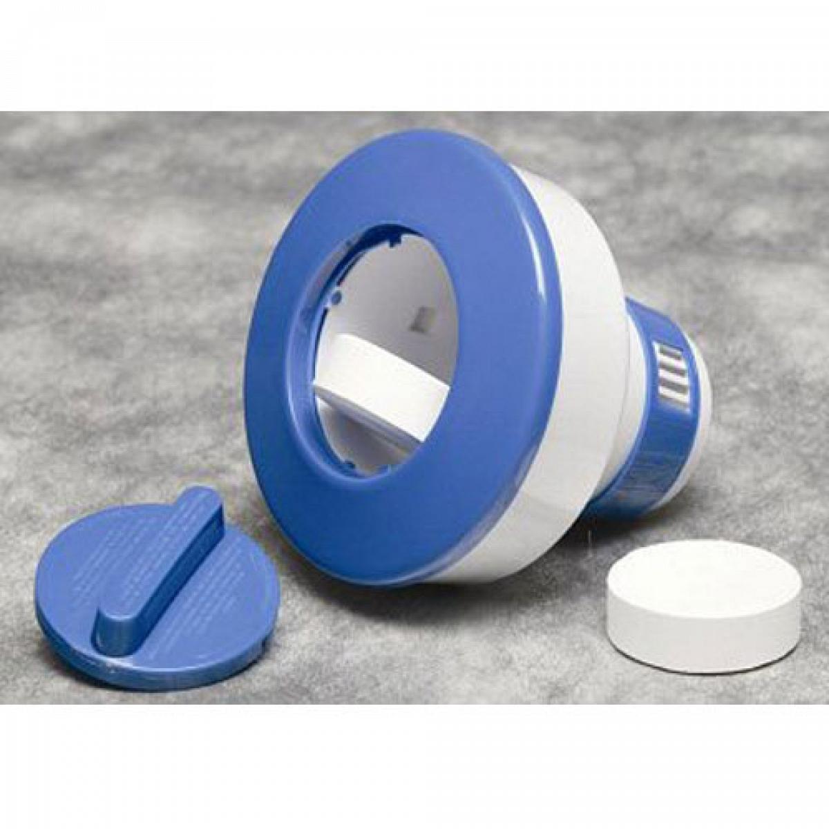 pool chlor dosierschwimmer f r chlortabletten 200 g. Black Bedroom Furniture Sets. Home Design Ideas