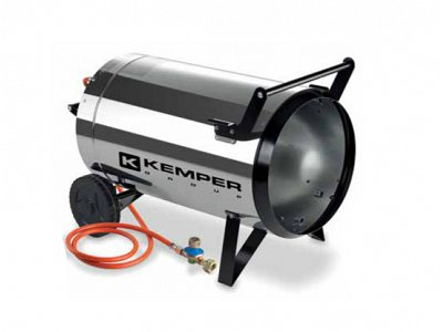 KEMPER Group Hot air generator GPL Kemper mod. 65391 Inox