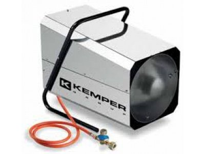 KEMPER Group Hot air generator GPL Kemper mod. QT102R Inox