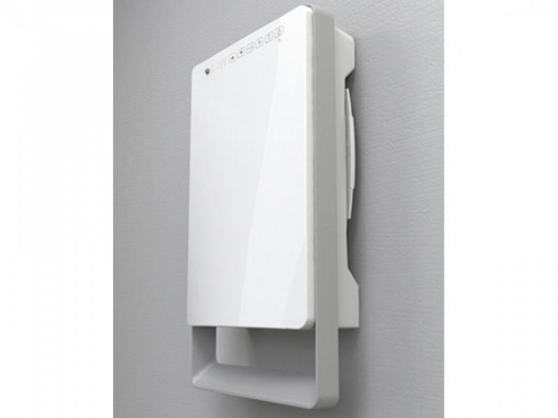 Digital-heizlüfter für badezimmer radialight mod. touch mit