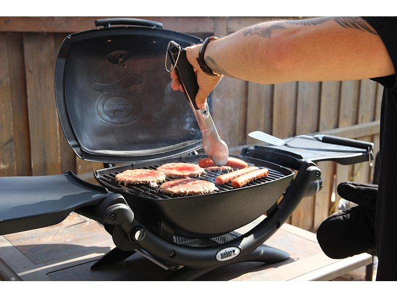Weber Gas Bbq Q1200.Portable Gas Bbq Weber Q 1200 Available In Various Colors Weber