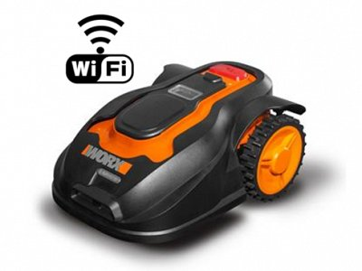 Worx Robotic lawn mower battery Worx Landroid M