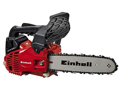 Internal combustion engine chainsaw Einhell GC-PC 930 kit for pruning works and blade 30 cm