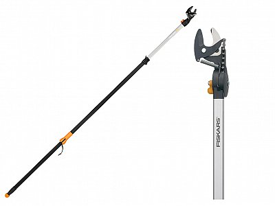 Fiskars Fiskars Universal Garden Cutter UP86 with 4-meter telescopic shaft