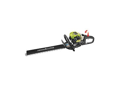 Ryobi RHT2660R Ryobi trimmer with engine and StartEasy tecnology