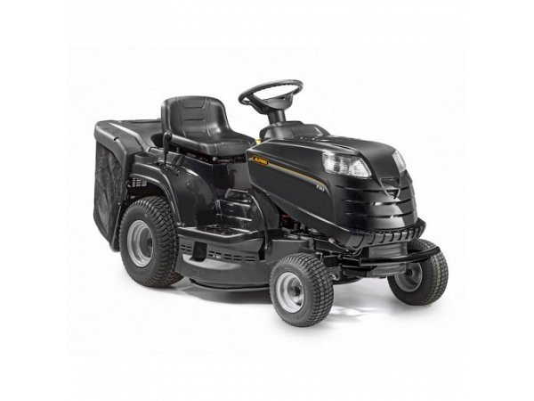 Alpina Tracotr lawnmower Alpina BT 84 - B with collection system and posterior dumping