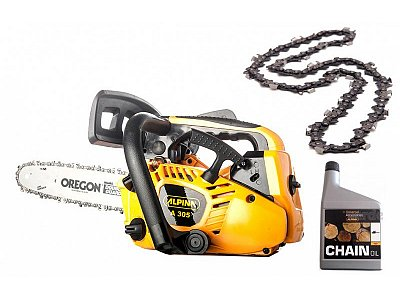 Pruning chainsaw Alpina 305