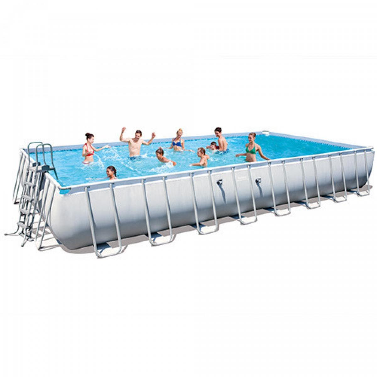 Rechteckiger pool bester weg 956x488 - Rechteckiger pool ...
