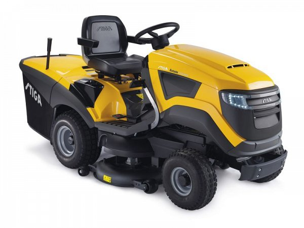 Tactor Lawn mowers