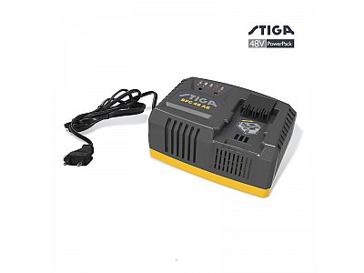 STIGA Fast charger Stiga SFC 48 AE PowerPack for 48V batteries