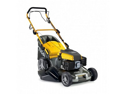 STIGA SIGA Lawnmowers Lawnmowers mit Benzinmotor 160 CC KOMBI 55 SQ hohe Traktion
