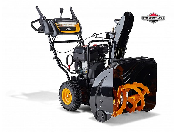 Mcculloch McCulloch ST61 Biggs & Stratton 60 cm twin-stage snow thrower
