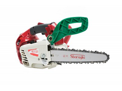 Pruning petrol chainsaw Rbbo Oregon bar from 25 cm only 2,7 ​​Kg