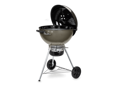 New 2019 BBQ Weber charcoal Master Touch E-5750 Smoke Gray 57 cm new version 14710004