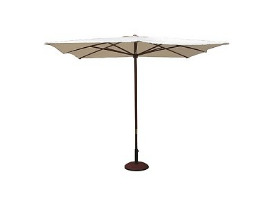 Vette Garden umbrella with arm 3x3 mod.Luisa