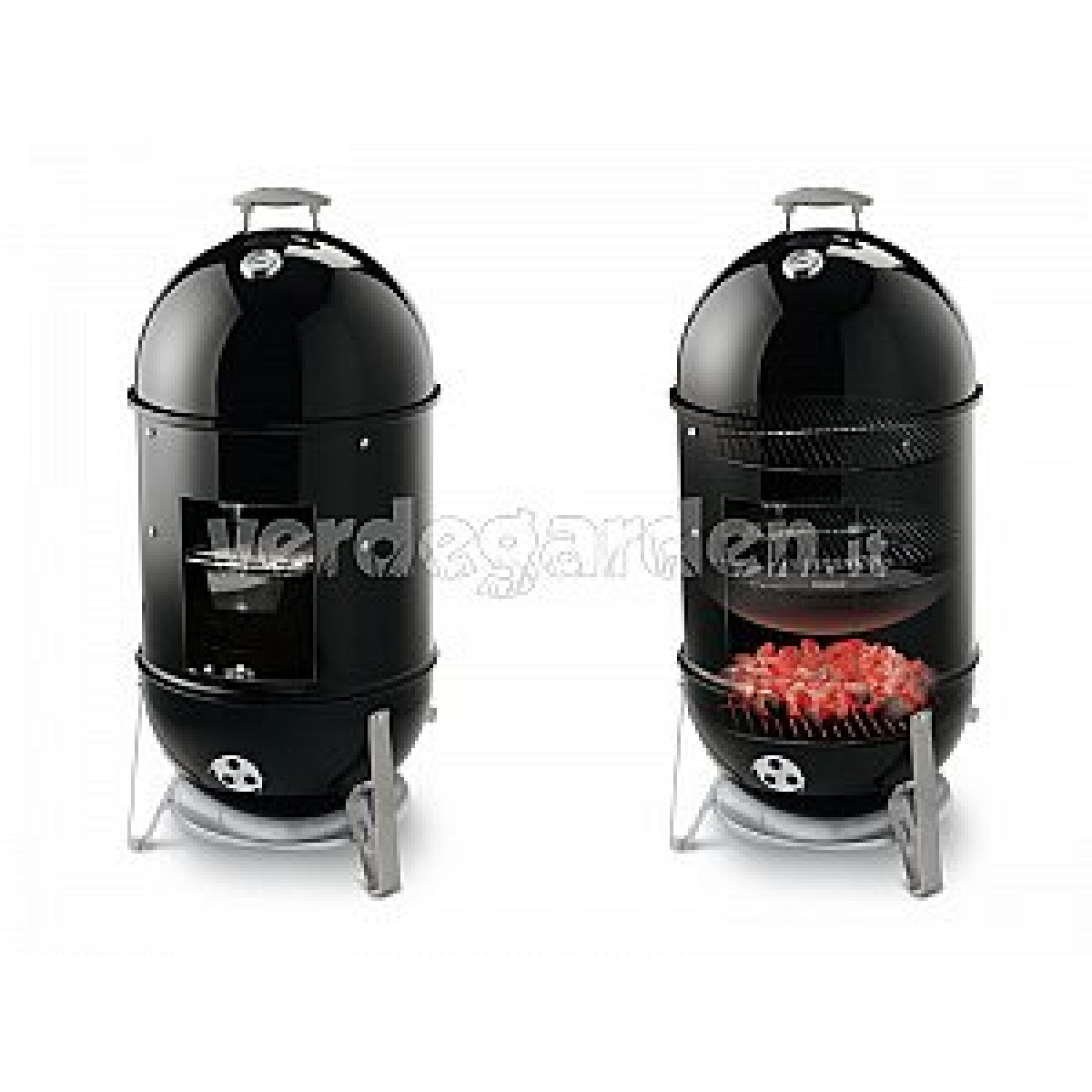 smokey mountain cooker for sale on verdegarden. Black Bedroom Furniture Sets. Home Design Ideas