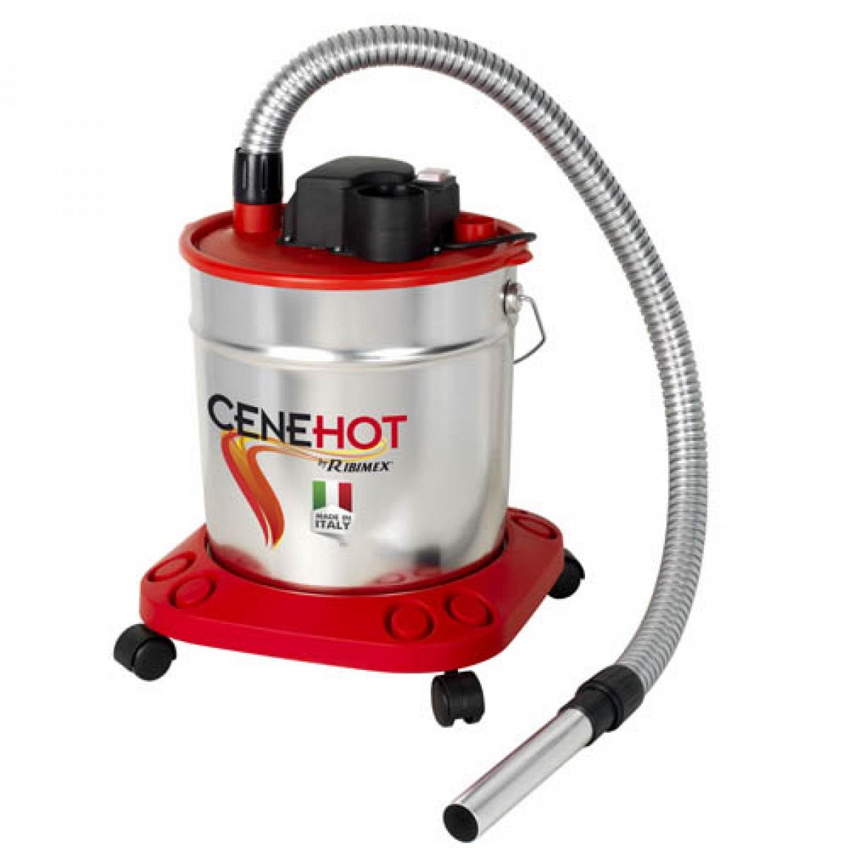 Ash vacuum cleaner ribimex mod cenehot ribimex aspirators - Aspirateur cendre pellet ...