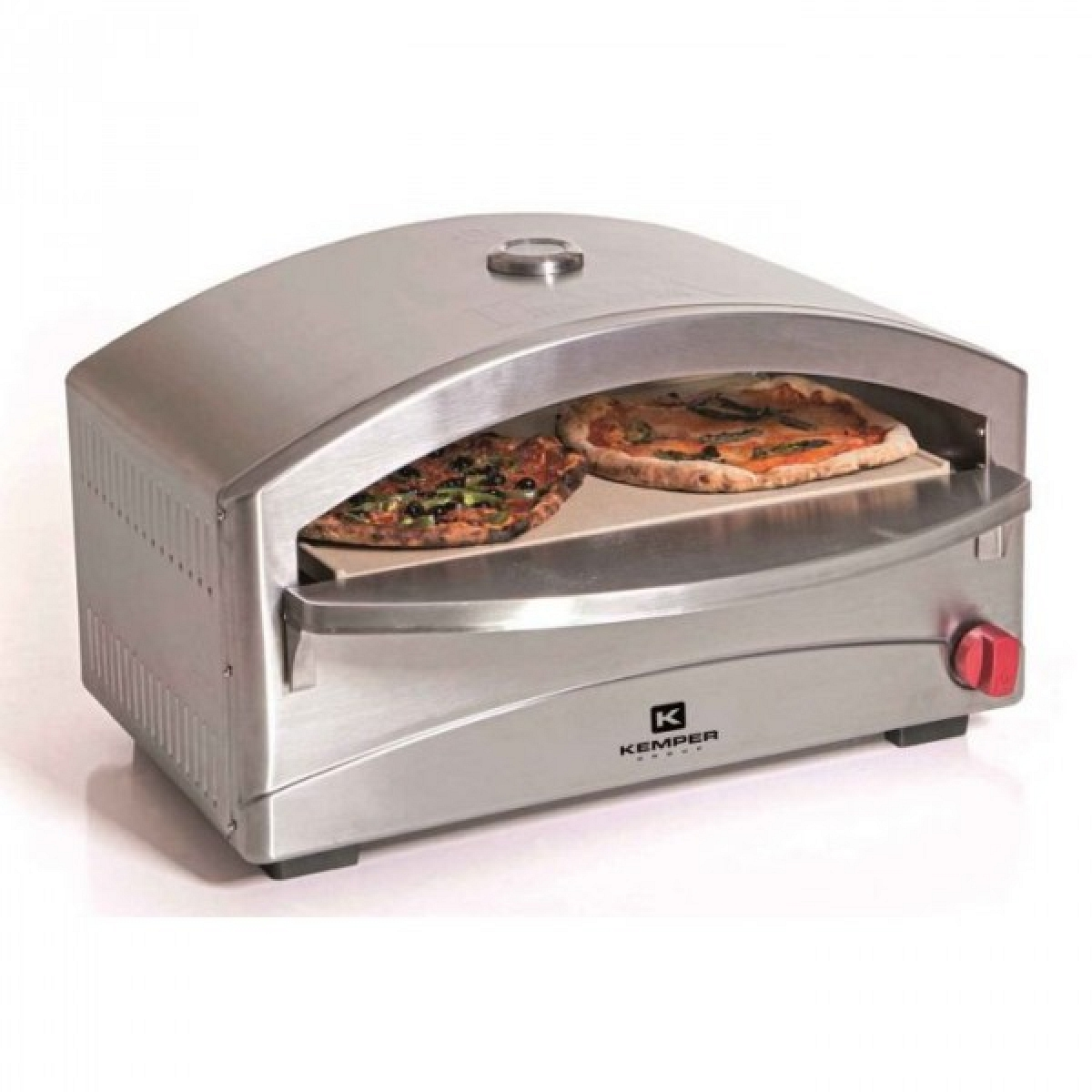 Gas Pizza Oven Kemper Mod Pizza Oven 90655 Kemper Group