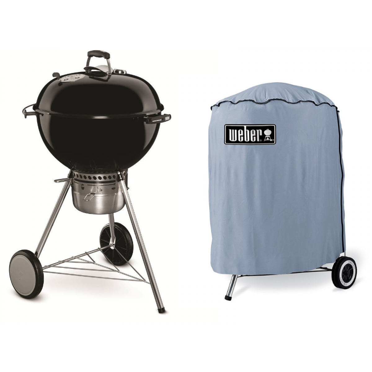 barbecue bbq weber original kettle premium 57 with case. Black Bedroom Furniture Sets. Home Design Ideas