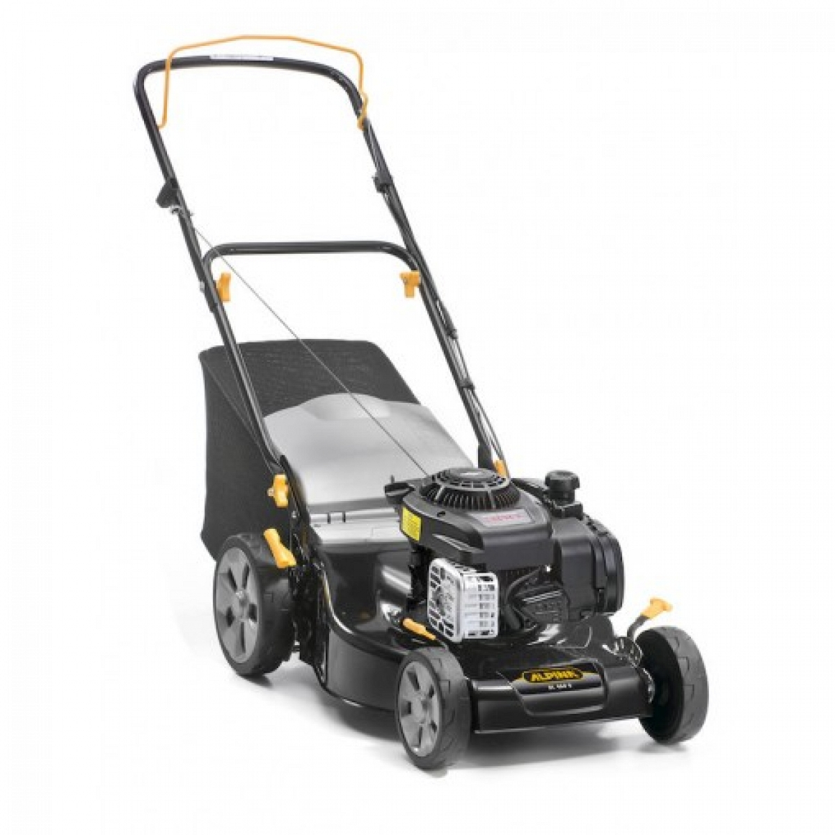 how to cut lawn with electric mower