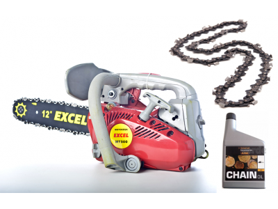 EXCEL Chainsaw Excel mt. 300 25,4cc cm. 30 for pruning