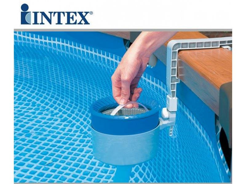 Filter pump intex mod skimmer deluxe intex piscine filter - Skimmer de surface intex ...