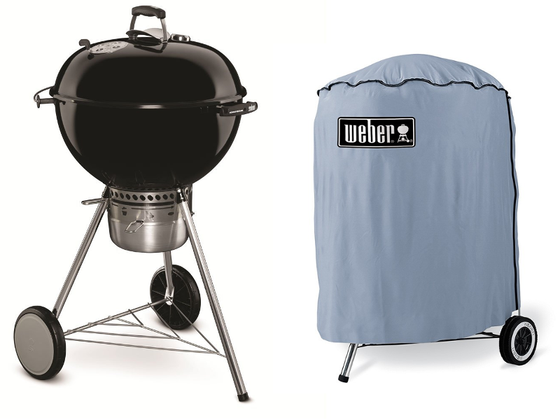 Barbecue bbq weber original kettle premium 57 with case - Weber kettle 57 ...