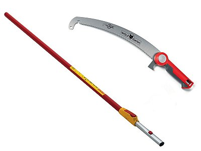 Wolf Garten Sah professionelle multi-star Wolf Garten Power-Cut Pro 370 mit Stab Saw