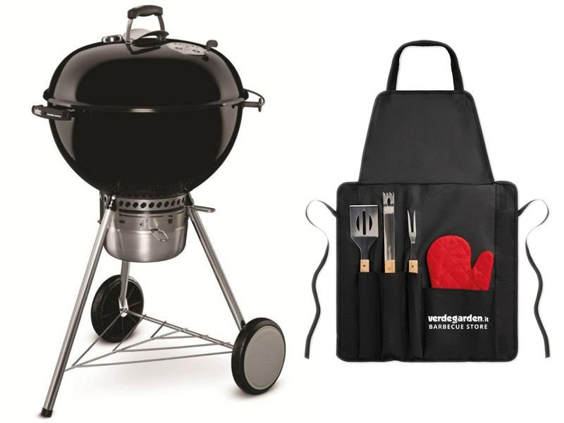 charcoal weber master touch gbs 57 with apron. Black Bedroom Furniture Sets. Home Design Ideas