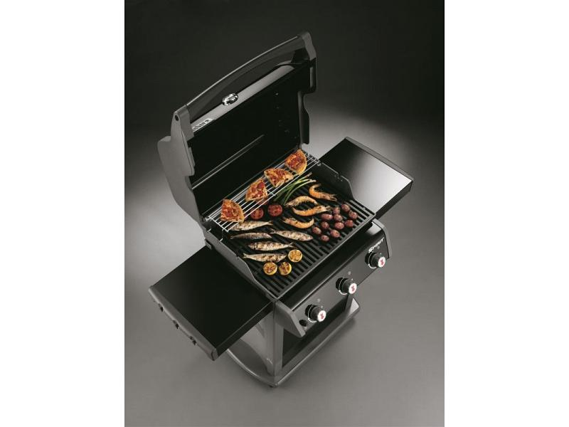 barbecue gas spirit e 310 weber with 3 burners. Black Bedroom Furniture Sets. Home Design Ideas