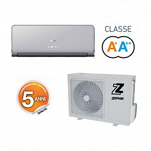 Zephir Zephir ZXP9000S hot air conditioner with compressor Panasonic class A ++
